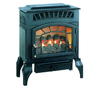 Burley Esteem Flueless Gas Stove - Full Burley Range Available -