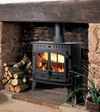 Hunter  :  Herald 80b Central Heating Stove