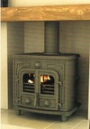 BROSELEY BOILER STOVES FROM � 775.00. SEE DETAILS ON ALL MODELS