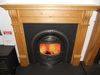 The Pine Corbal Wooden Surround