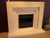 LAMONT  :  The Block Fireplace
