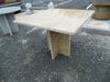 SQUARE GRANITE TABLE