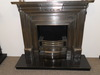 The Georgian Cast Iron Fireplace