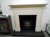 The Westminster in Antique Dorato Limestone